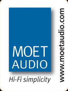 Sponsorlogo Moet Audio