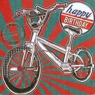 BMX bursdag