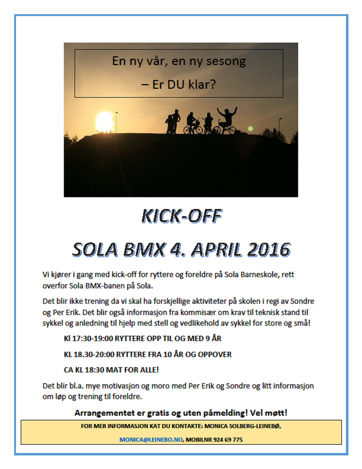 Sola BMX kick off 2016 v1